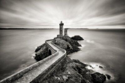 Bild Faro di Petit Minou, Bretagne, Frankreich