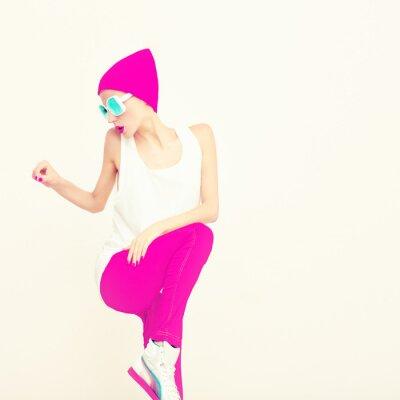 Bild Fashion Party-Girl
