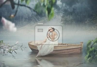 Fine art photo - junge Dame