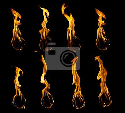 Fire Ball-Sammlung