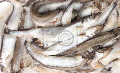 Bild Fish in Eis auf dem Markt