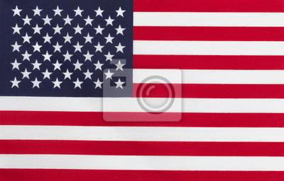 Bild Flag of United States of America