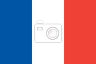 Bild Flagge von Frankreich