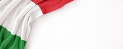 Bild Flagge von Italien