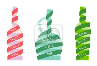 Flaschen wein ikonen sammlung leinwandbilder u bilder fass