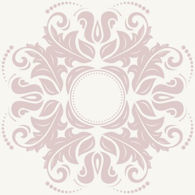 Bild Floral  Abstract Pattern