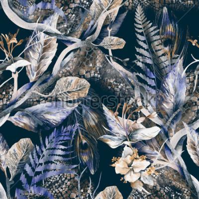 Bild Floral Seamless Pattern