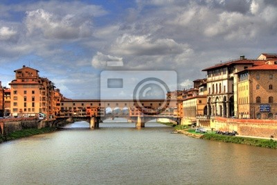 Bild Florenz (Italien) - Alte Brücke