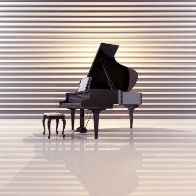 Bild Flügel, Musik, Klavier, Konzert
