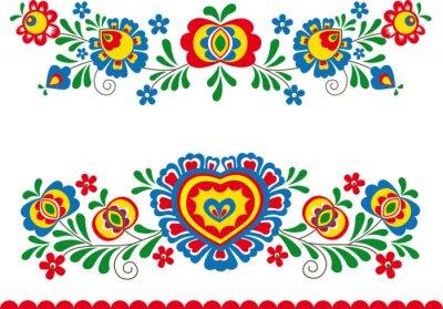 Bild Folk ornaments
