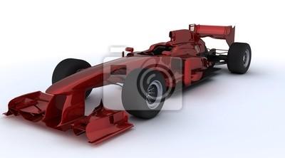 Formel ein Auto