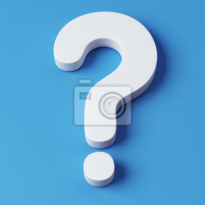 Frage Symbol
