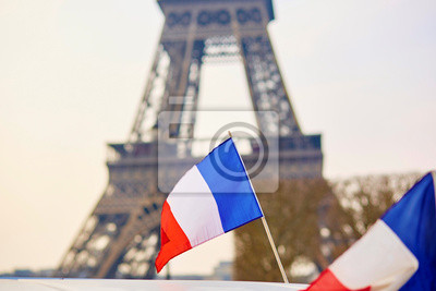 Bild Französisch Nationalflagge
