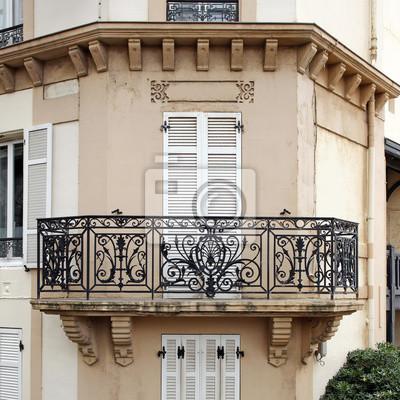 Bild Franzosischer Balkon