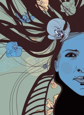 Bild Frauenportrait
