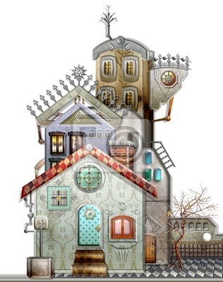 Fremden Haus