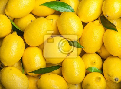 Bild Fresh yellow lemon