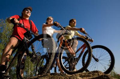 Freunde Radfahrer