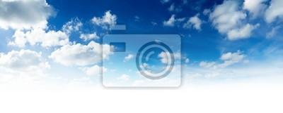 Frieden blauen Himmel