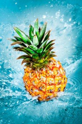 Bild Frische Ananas