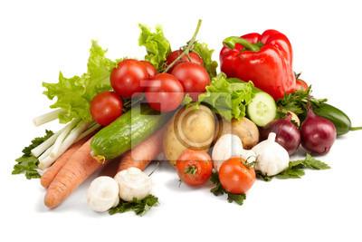 Bild Frisches Gemüse