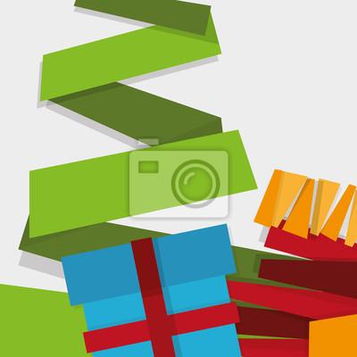 Frohe Weihnachten Design