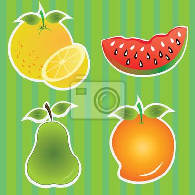 Früchte-Symbole