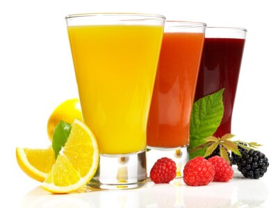 Bild Fruchtsaft - Smoothies