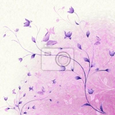Frühling Bouquet von hellen Wildblumen