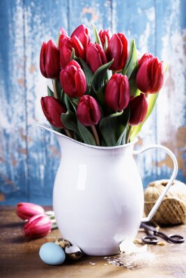 Bild Frühling Tulpen