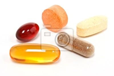Fünf Supplements