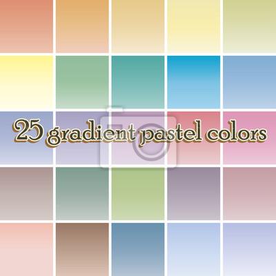 f nfundzwanzig unscharfen farbverlauf hintergrund pastellfarben leinwandbilder bilder sch ne. Black Bedroom Furniture Sets. Home Design Ideas