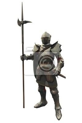 Fünfzehnten Jahrhundert Medieval Knight