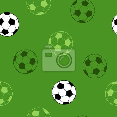 Fussball Fussball Sport Ball Grafik Grunen Hintergrund