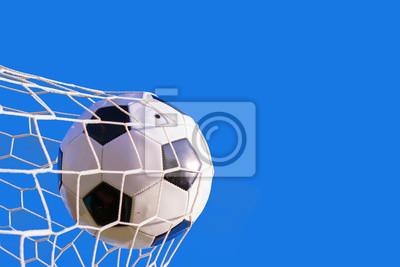 Fußball-Hit das Netz, Erfolg Ziel Konzept