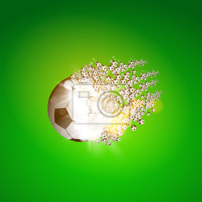 Fußballlichtabdeckung einfach alle redigierbar