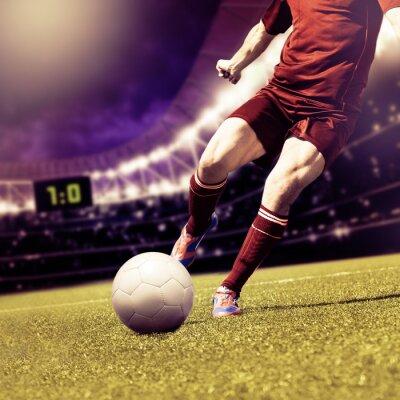 Bild Fußballspiel