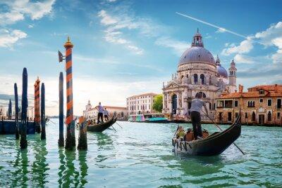 Bild Gand-Kanal Venedig