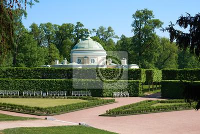 Garten von Catherine Park. Alkoven.