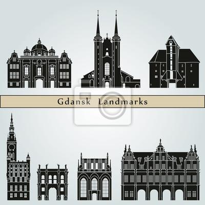 Bild Gdansk Landmarks