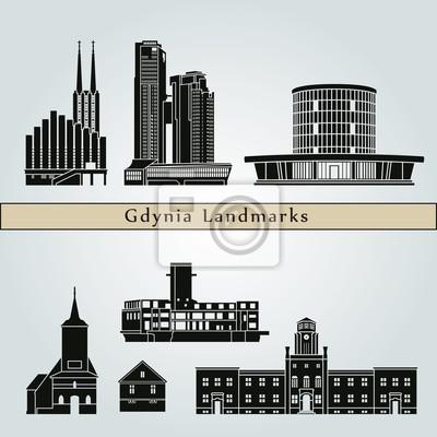 Bild Gdynia Wahrzeichen