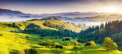 Bild Gebirgslandschaft