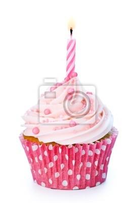 Geburtstag Cupcake Leinwandbilder Bilder Streuseln Cupcakes