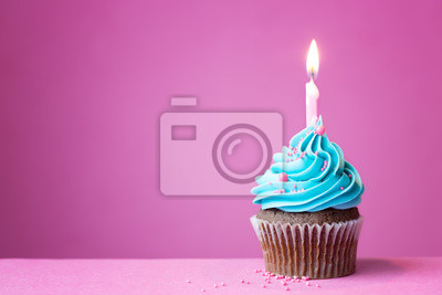 Geburtstag Cupcake Leinwandbilder Bilder Geburtstagsparty