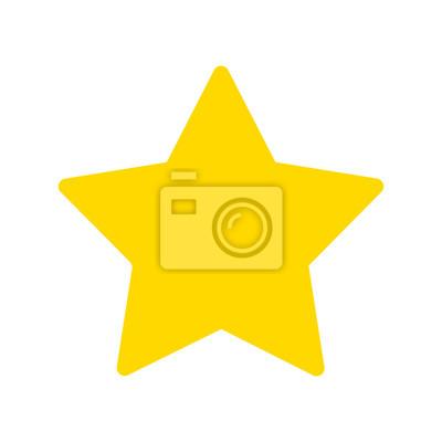 Bild Gelbe Sterne Vektor