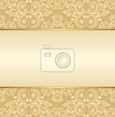 Bild gelben Hintergrund