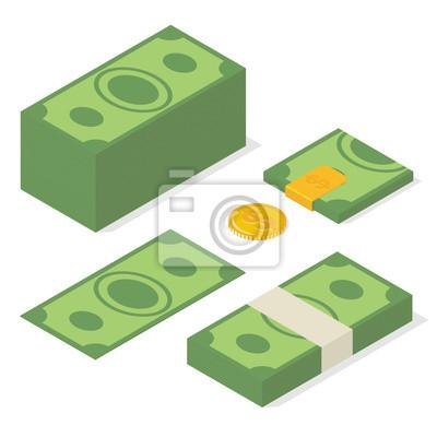 Bild Geld. Abbildung