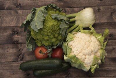 Bild Gemüse