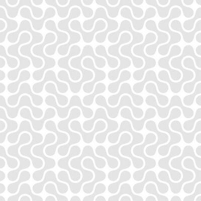 Bild Geometrische nahtlose Muster. Vektor-Illustration