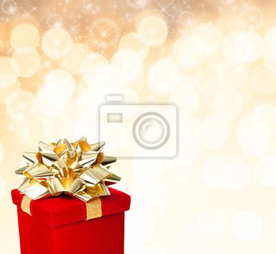 Geschenk-Box Hintergrund für jeden Anlass Mit Kopie Raum